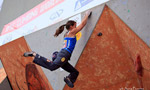 Bouldering World Cup  2010, Anna Stöhr and Dmitry Sharafutdinov win in Eindhoven