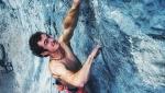 Adam Ondra 8c+ a-vista ad Acephale in Canada