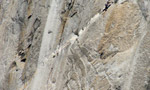 El Capitan triple linkup by Alex Honnold and Sean Leary