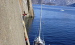 Greenland 2010, two new routes for Favresse, Villanueva and Ditto