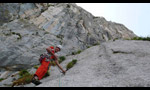 Camaleontica, new trad route in Sardinia by Larcher and Oviglia