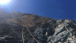 Agrodolce, new rock climb in Brenta Dolomites