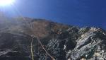 Agrodolce, new rock climb in Brenta Dolomites