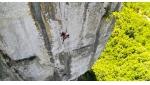 Sardinia rock climbing video: the crag Jerzu 40