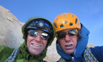 Anthamatten e Berthod in Patagonia: amore a prima vista