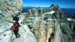 Brenta Dolomites Via ferrata Bocchette Alte reopens