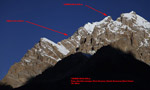 Venere Peak tough acclimatisation for Barmasse, Bernasconi and Panzeri prior to the North Face of Gasherbrum I