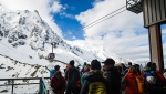Aiguille du Midi cable car closed for maintenance once again