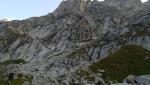 Soldato Blu in Val Salarno
