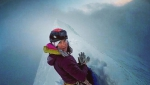 Liv Sansoz completes 82 x 4000m peaks in the Alps
