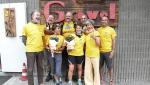 Gamba in Spalla: 5 atleti disabili conquistano il TotDret da Gressoney a Courmayeur
