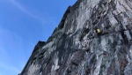 Devil's Paw in Alaska: Brette Harrington and Gabe Hayden climb West Face