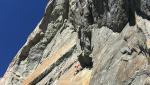 Matterhorn: new rock climb Diretta allo Scudo by François Cazzanelli & Co