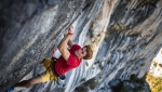 Verdon Gorge: Sébastien Bouin frees his climbing masterpiece at La Ramirole