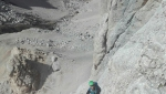 Marmolada South Face climbed by Nikolaj Niebuhr, Danish mountaineer with hemiplegia