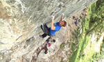 Gressoney, super ascents by Moroni, Ondra and Nolasco