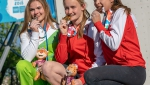 Youth Olympic Games Buenos Aires: sport climbing's first medals