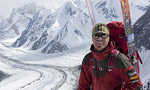 Fredrik Ericsson, fatal accident on K2