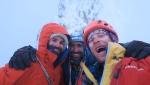 Patagonia El Faro climbed by Martin Elias, François Poncet and Jérôme Sullivan