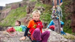 Edward Mills wins award for Old Man of Hoy fundraising climb against cancer