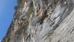 Monte Brento, in Valle del Sarca una nuova via di Pellegrini, Salvaterra e Tait
