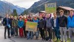 Zillertal, migliaia di climbers si mobilitano per salvare area boulder Zillergrund Wald