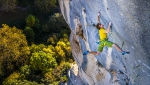 Sébastien Bouin repeats Agincourt at Buoux, France's historic first 8c