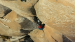 Adam Ondra onsight attempt on the Salathé Wall in Yosemite / VBlog #6
