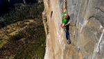 Sonnie Trotter frees North America Wall variation on El Capitan