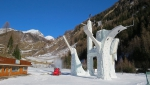 Rabenstein Ice Tower opens today