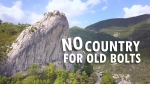 No country for old bolts - Nina Caprez & Cédric Lachat a Rocher Crespin