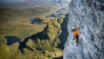 The Lorax Project, climbing and base jumping in Tasmania