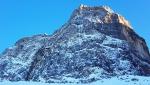 Pelmoon, new mixed climb up Pelmo North Face in Dolomites