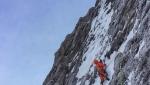 Sul Sass de Putia in Dolomiti nuova via di Gietl e Oberlechner