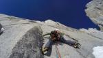 Aguja de la S in Patagonia: new climb by Iker Pou, Eneko Pou