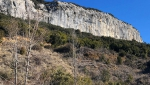Seynes, supreme sports climbing in the south of France