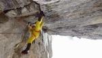 Roger Schäli and Bernd Rathmayr add new mixed climb to Kandersteg