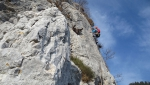 Destini Incrociati al Monte Pubel, la nuova via d'arrampicata in Valsugana