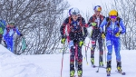 Ski Mountaineering World Championships: Robert Antonioli and Axelle Mollaret crowned Individual World Champions