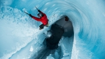 Will Gadd delves beneath Greenland ice