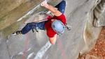 Jacopo Larcher e Tribe, la sua via d'arrampicata trad più difficile a Cadarese / Intervista