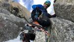 Le Petit Flambeau, alpinismo ricercato a due passi dal Rifugio Torino del Monte Bianco