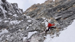 Canada's Mount Fay East Face finally climbed by Brette Harrington, Luka Lindič, Ines Papert