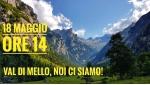 In Val di Mello il 18 maggio una mobilitazione popolare e pacifica per tutelare la valle