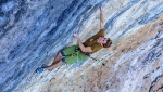 Sébastien Bouin makes first repeat of Mamichula, Adam Ondra's 9b at Oliana