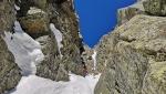Piz Buin, Silvretta: Tito Arosio and Rosa Morotti add new route to East Face