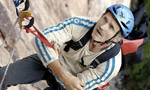 Kurt Albert is dead. Goodbye to a climbing legend
