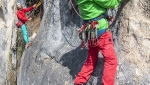 The best climber in the world: Marcel Rémy aged 96 attempts 6a multi-pitch