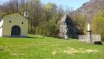 Arrampicata alla Rocca della Madonnina a Chiandusseglio in Valle di Viù