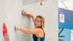 Sport climbing Olympic Games Tokyo 2020: women's qualifiers in Toulouse today